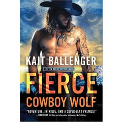 Fierce Cowboy Wolf eBook
