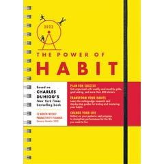 2022 Power of Habit Planner